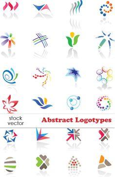 Free - Creative Logotypes design elements vector