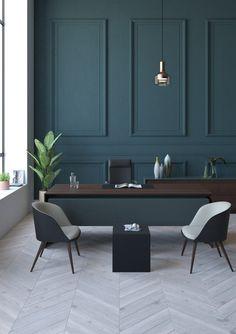 Office Furniture Design, Workspace Design, Office Interior Design, Office Interiors, Law Office Decor, Home Office Setup, Atrium Design, Small Office Design, Luxury Office