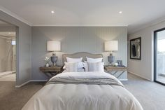 Charlton 33 Master Bedroom - Classic Master Bedroom Design