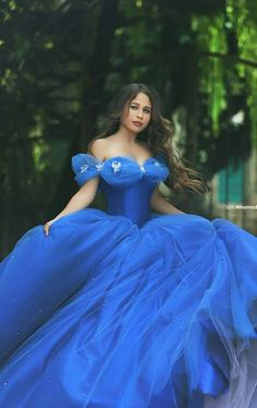 Cinderella dress. ..in love with it ♥♥♥