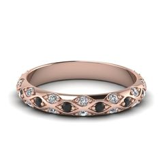 rose-gold-round-black-diamond-wedding-band-with-white-diamond-in-pave-set-FD121962BGBLACK-NL-RG