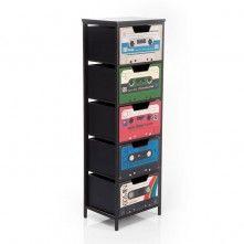 Kare Design Cassette Commode Ladekast Hoog