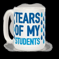 Show off your love of teaching with this funny, high school inspired, teacher humor, sassy coffee mug! Now get some laughs from your students in the classroom!   Beautiful Designs on Graphic Tees, Tanks and Long Sleeve Shirts with New Items Every Day. Satisfaction Guaranteed. Easy Returns.