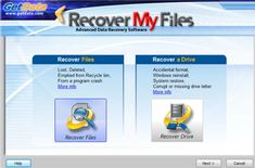 Recover My Files Crack + License Key [Recoverit] Full Version is a software that recover lost data files application can restore deleted files. Windows 98, Recovery Tools, Data Recovery, Ipod, Camera Cards, System Restore, Disco Duro, Windows Software, Partition