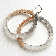 Ombre Earrings on Etsy