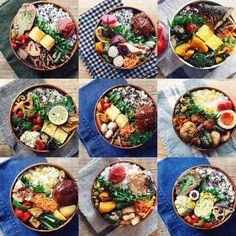Quick Meals, No Cook Meals, Bento Recipes, Healthy Recipes, Food Tasting, Exotic Food, Cafe Food, Aesthetic Food, International Recipes