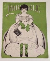 Vintage Barnard College 1924 Magazine #vintage #Barnard #college #collectibles #Barnacle #antique #paper #ephemera #Bonanza