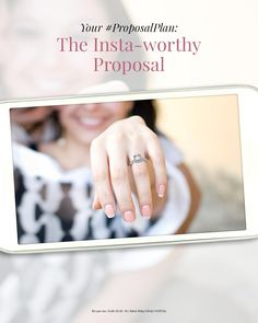 You know what your dream proposal looks like, but does he? Take our Proposal Plan quiz to drop him some hints to prepare for this unforgettable moment. #Promo