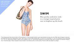 Women's Swimsuits, Bathing Suits & Swimwear : Bikinis, One Piece Swimsuits & Beach Skirts | JCrew.com