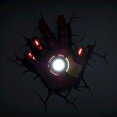 Avengers Night Light