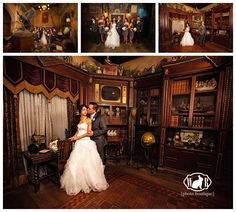 Tower of Terror   Belle and Scott's Incredible Disneyland Stage 17 Wedding - White Rabbit Photo Boutique