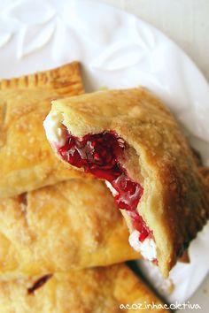 A Cozinha Coletiva: Pop Tarts de Cheesecake