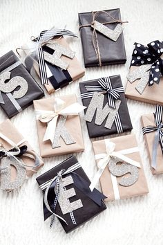12 BEST Christmas Wrapping Ideas!