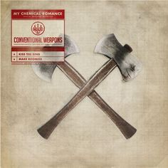 My Chemical Romance - Conventional Weapons Number 4