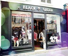 Black Sugar à Paris, Île-de-France