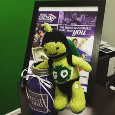 The Go! Agent Buddy donated... will you? Check out our team page and help us raise money to #endalzheimers! http://ow.ly/SxtEn #goendalz #endalz #whywewalk
