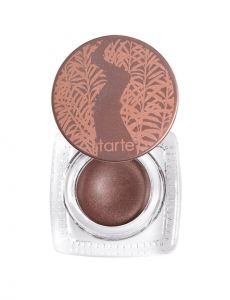 Love this color for a Beautiful Summer Day at the Beach! #COLORSOFSUMMER tarte Amazonian clay waterproof cream eyeshadow in shimmering bronze
