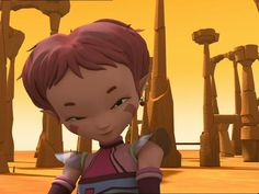 Aelita... adorable!!!! :D