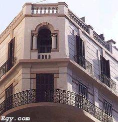 Spiro Bldg on Kasr al-Nil Street, Cairo