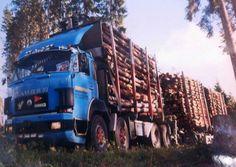 Timber Logs, Trucks, Transportation, Automobile, Europe, Vintage, Bern, World, Truck