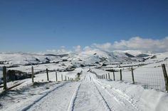 The Ceiriog Valley gives you Wild Wales at its best, beautiful in Winter.