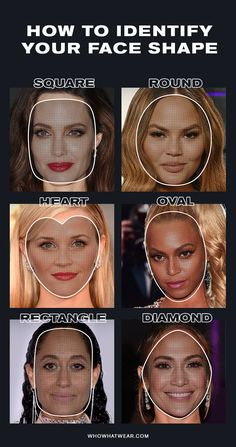 What is My Face Shape? - How to Figure Out Your Face ShapeYou can find Round face shapes and more on our website.What is My Face Shape? - How to Figure Out Your Face Shape Whats My Face Shape, Face Shape Chart, Shape Of Face, Epione Beverly Hills, Top Plastic Surgeons, Diamond Face Shape, Eye Shapes, Oval Face Shapes, Eyebrow Shapes