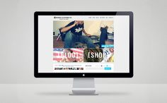 page #web design