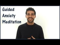 A Guided Meditation For Anxiety - Instant Anxiety Relief - YouTube