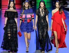 Elie Saab Spring/Summer 2016 Collection  #fashionweek #fashion #runway #catwalk