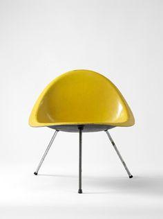 Shell Chair, Poul Kjaerholm