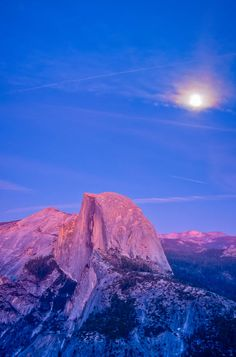 Half Dome, Yosemite National Park; photo by Connie Cooper-Edwards