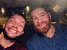 Finn Bálor & Sami Zayn