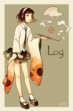 「Log」/「紅木春」の漫画 [pixiv]