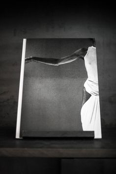 NICOLAS ANDREAS TARALIS SPRING SUMMER 2013 limited edition book by SOME/THINGS AGENCY