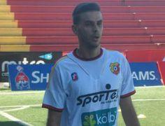 Yendrick Ruiz negocia renovación con Herediano