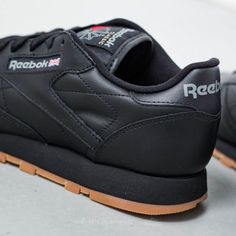 Reebok Classic Leather Black/ Gum at a great price $76 buy at Footshop