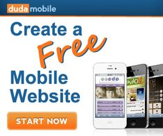 Create a Free Mobile Website