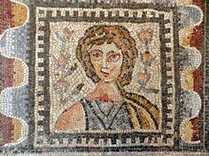 Roman mosaic, Palazzo Massimo, Rome. Photo: Helen Miles Mosaics