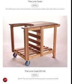 DIY folding table for Weber 57 grill - Google zoeken
