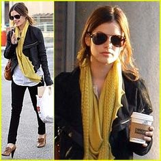 Rachel Bilson - so pretty and stylie and love her new character Zoe Hart
