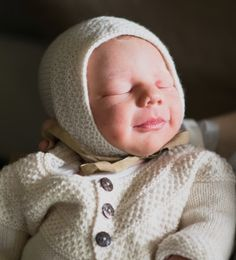 Whoosh - layette from Yarn Harlot, Bee stitch pattern for purchase