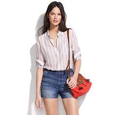 pajama stripes you can wear outside! hurray!