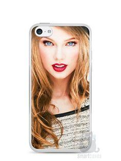 Capa Iphone 5C Taylor Swift #1 - SmartCases - Acessórios para celulares e…
