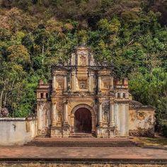 Ermita de la Santa Cruz, Antigua