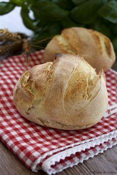 panini croccanti veloci ricetta pane con e senza bimby