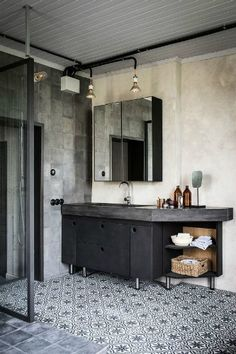 Vintage Industrial Decor my scandinavian home: Cool industrial meets cosy rustic in a Swedish home conversion - Will you look at that? Have you got any fun plans for the weekend? As always I'd love to be heading off.