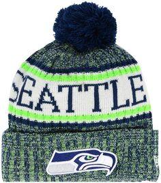 d9054141089 New Era Boys  Seattle Seahawks Sport Knit Hat Hat Men