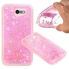 Samsung Galaxy J3 Emerge, Liquid Case, Asstar Fashion Creative Design Flowing Liquid Floating Luxury Bling Glitter Sparkle Diamond Soft Case For Samsung Galaxy J3 Emerge / Galaxy J3 2017 (Pink)  http://topcellulardeals.com/product/samsung-galaxy-j3-emerge-liquid-case-asstar-fashion-creative-design-flowing-liquid-floating-luxury-bling-glitter-sparkle-diamond-soft-case-for-samsung-galaxy-j3-emerge-galaxy-j3-2017/?attribute_pa_color=pink  Compatible with Samsung Galaxy J3 Emerge