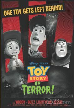"""""""Toy Story of Terror"""" teve divulgado novos cartazes http://cinemabh.com/imagens/toy-story-of-terror-teve-divulgado-novos-cartazes"""
