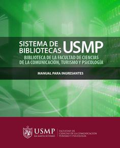Manual de servicios de la biblioteca para ingresantes